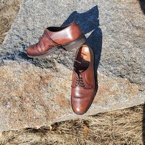 Alden 946 Welterweight Brown Alpine Grain shoes